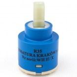 Regulator ceramiczny R35 niski KFA 884-017-86