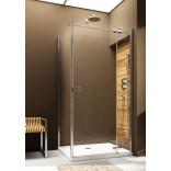Ścianka kabinowa 90x190 cm Aquaform HD COLLECTION, VERRA LINE 103-09378