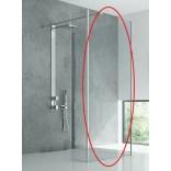 Ścianka prysznicowa walk in 130x200 New Trendy NEW MODUS EXK-0028