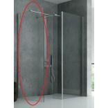 Ścianka prysznicowa walk in 80x200 New Trendy NEW MODUS EXK-0045