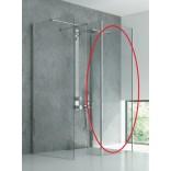 Ścianka prysznicowa walk in 90x200 New Trendy NEW MODUS EXK-0049