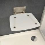 Siedzisko prysznicowe Ovo-B Ravak B8F0000016 opal