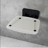 Siedzisko prysznicowe Ravak OVO B II B8F0000060  opal / czarne
