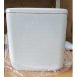 Spłuczka ceramiczna do komapktu bez wyposażenia Cersanit KASKADA NOWA 010  K11-0122-PT