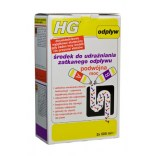 Środek do udrażniania zatkanego odpływu - podwójna moc 2x500 ml HG 343100129