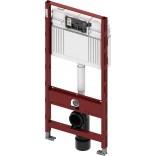 Stelaż podtynkowy do WC ze spłuczką podtynkową Tece TECEprofi 9300000