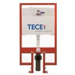 Stelaż podtynkowy głębokość 8cm do misek wiszących WC Tece PROFIL 9300065