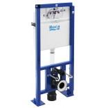 Stelaż podtynkowy wolnostojący gł.182-235 mm do WC Roca DUPLO A890090700