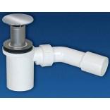 Syfon brodzikowy 822/50 do brodzików akrylowych ze średnicą odpływu fi 50 Sanit 3403900 0000