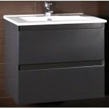 Defra GUADIX Szafka pod umywalkę 60 D60 147-D-06003 grafit matowy