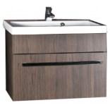 Szafka podwieszana pod umywalkę 79,9x47,5x39,8 cm Deftrans OLEX D80 0D1S 024-D-08008 castello