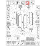 Trzymacz lewy Sanplast CLII 660-C1869