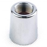 Tulejka stożkowa do baterii przejściówka do podłączenia słuchawki z wężem Q-BEO Kludi 92061605-00
