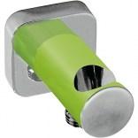 Uchwyt do słuchawki ze ściennym przyłączem wody Tres 200.182.01.VE zielony