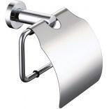 Uchwyt na papier toaletowy z osłonką Omnires MODERN PROJECT MP60520