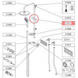 Uchwyt słuchawki Sanplast CLII 660-C1811 cm