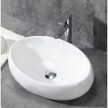 Umywalka nablatowa 48x34 Rea LINDA REA-U0462