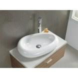 Umywalka nablatowa 54x35 cm Rea AMANDA REA-U0493