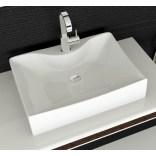 Umywalka nablatowa 54x40 cm Rea GALA REA-U0151