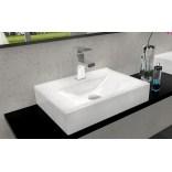Umywalka nablatowa ścienna 45x30 Rea XARA REA-U0140