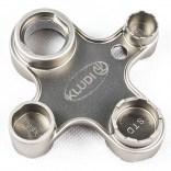 Uniwersalny klucz do perlatorów Kludi 7488300-00