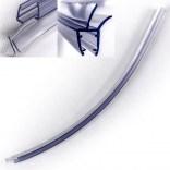 Uszczelka drzwi dolna, lewa Sanplast 660-C0184