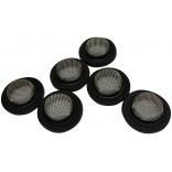 Uszczelka gumowa płaska z filtrem KFA 962-331-87 do mimośrodu
