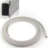 Listwa magnetyczna w profil Radaway ESPERA 009-106300100 szara