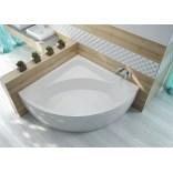 Wanna symetryczna 140x140 Sanplast FREE LINE 610-040-0331-01-000