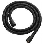 Wąż do armatury prysznicowej 150 cm Omnires 023-XBL czarny mat