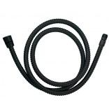 Wąż kuchenno-wannowy 180 cm Omnires 062MBL czarny