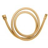 Wąż kuchenno-wannowy 180 cm Omnires 062MGL złoty