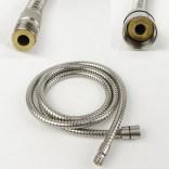Wąż metalowy do baterii zlewozmywakowej stojącej z wyciąganą słuchawką CHILI/VANILLA Deante XDC11VIRM inox