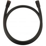 Wąż natryskowy 125 cm Kludi SUPARAFLEX 6107139-00 czarny mat