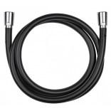 Wąż natryskowy 160cm Kludi SUPARAFLEX SILVER 6107287-00 czarny mat
