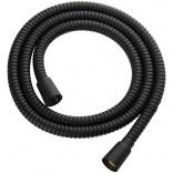 Wąż prysznicowy 125 cm Omnires 022-XBL czarny mat