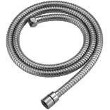 Wąż prysznicowy 125 cm w osłonie mosiężnej z podwójnym oplotem Omnires 022-XCR