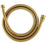 Wąż prysznicowy 150 cm Omnires 023-XGLB złoty szczotkowany