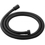 Wąż prysznicowy 150 cm Omnires  029BL czarny mat