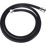 Wąż prysznicowy 1,5m PCV Deante NDA B51W czarny