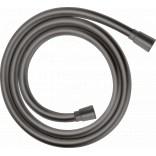 Wąż prysznicowy Isiflex 1,60 m Hansgrohe 28276340 czarny chrom szczotkowany
