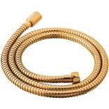 Wąż prysznicowy złoty 150 cm Omnires 029GL