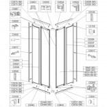 Woreczek montażowy do KN / ZDPlus Sanplast 660-CWM-026
