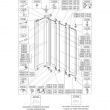Woreczek montażowy do PW3 / ZDPlus Sanplast 660-CWM-042