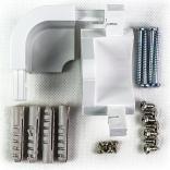 Woreczek montażowy do kabiny KT/Dr Sanplast 660-CWM-002