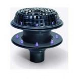 Wpust dachowy DN100 system 200 Kessel ECOGUSS 48310.01