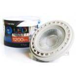 Żarówka LED QR111 G5.3 17W 3000K Azzardo  AZ1109 biała