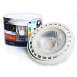Żarówka LED ściemnialna ES111 GU10 15W 4300K Azzardo  AZ1877 biała