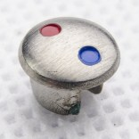 Zaślepka ciepła/zimna woda do baterii BDS Deante CHILI XDCC2OIZ0 inox