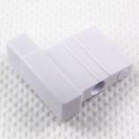 Zaślepka profilu drzwi kabiny prysznicowej Sanplast CLASSIC 660-C0129